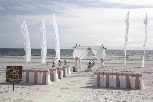 Alabama Beach Wedding Big Day Wedding Champagne