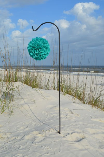 Teal-Pomander-Ball-Big-Day-Weddings