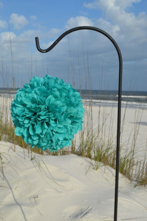 Teal-Pomander-Ball-3-Big-Day-Weddings