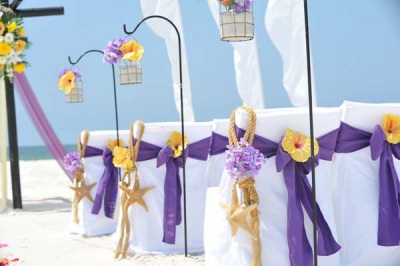 Big Day Weddings Starfish Hangers 7