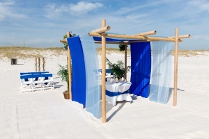 Dream Beach Wedding Gulf Shores AL 2