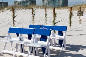 Dream Beach Wedding Orange Beach AL 2