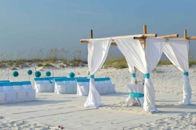 Pomander-Balls-Turquoise-Beach-Wedding-Package-1