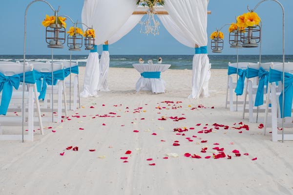 Big-Day-Beach-Wedding-Mixed-Rose-Petals