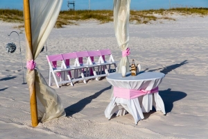 Paradise Wedding Package Gulf Shores AL