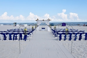 Big-Day-Weddings-Princess-Beach-Wedding-Royal-Blue-Yellow