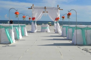 Princess Beach Wedding Package Big Day Weddings HH