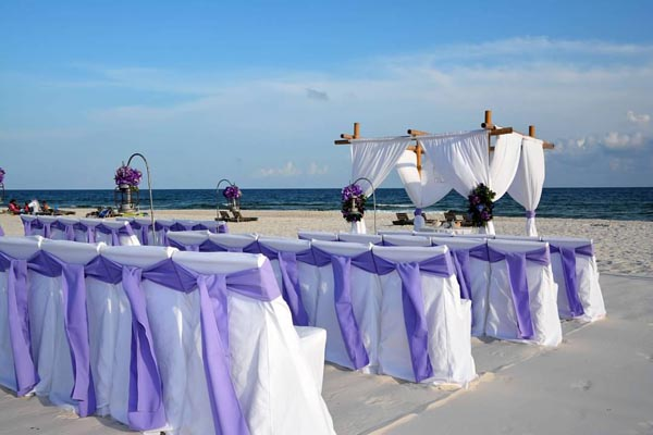 Amethyst Beach Wedding Big Day Weddings Princess Package 2