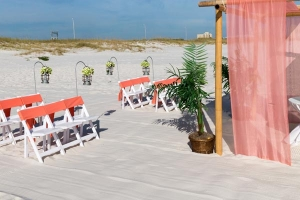 Sand Dollar Wedding Gulf Shores