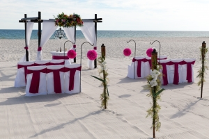 Something Blue Beach Wedding Gulf Shores AL 2