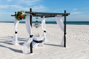 Something Blue Beach Wedding Orange Beach AL 3