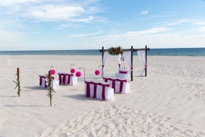 Gulf Shores Something Blue Wedding Package 5