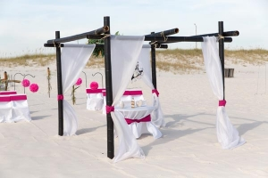 Orange Beach Something Blue Wedding Package 5