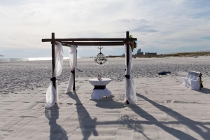 Something Blue Beach Wedding Orange Beach AL 2
