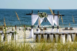 Something Blue Beach Wedding Package Orange Beach LP