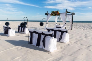 Something Blue Wedding Gulf Shores AL 1