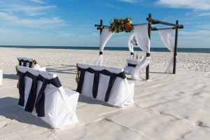 Something Blue Wedding Gulf Shores AL 3