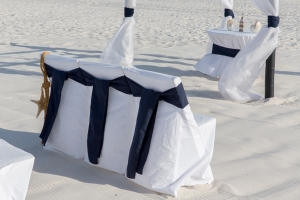 Something Blue Wedding Gulf Shores AL 4
