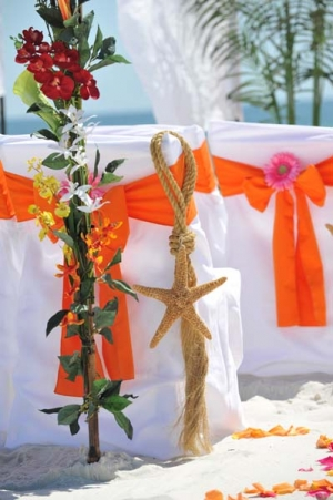 Big Day Wedding Tiki Torches 8