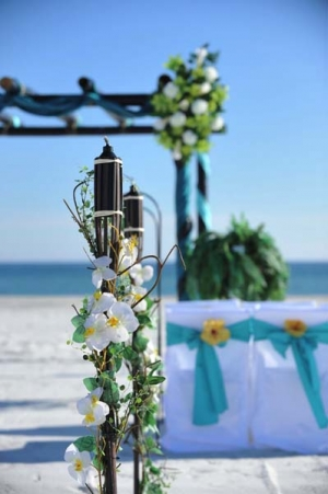 Big Day Weddings Turquoise Beach Theme 5