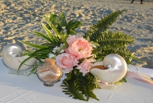 Big Day Beach Wedding Bouquets