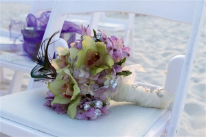 Beach Wedding Vintage Bouquet Big Day Weddings Gulf Shores