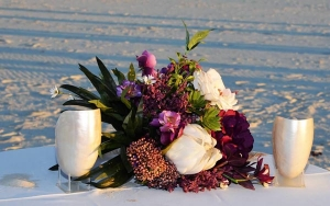 Big Day Beach Wedding Bouquets Orange Beach