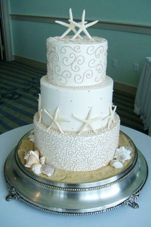 Big Day Wedding Cake Option 2