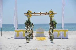 Big Day Weddings Orange Beach Yellow 1