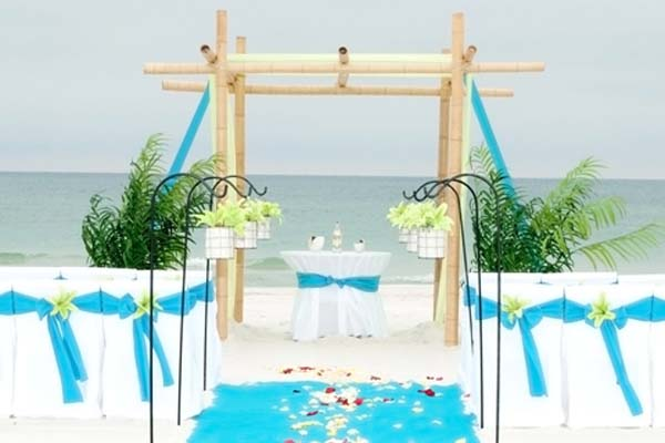 Big Day Weddings Alabama Beach Wedding Packages