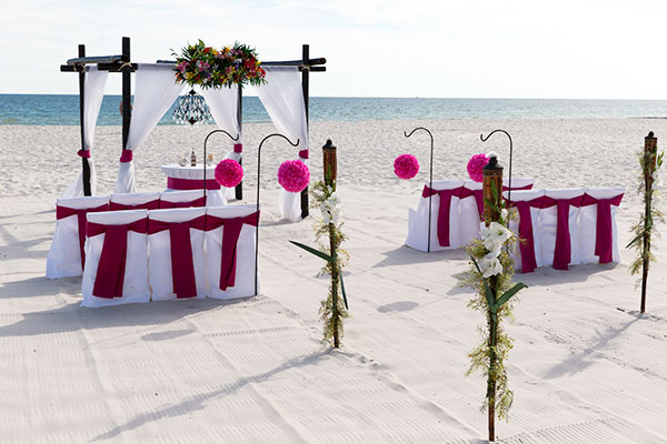 Alabama Beach Wedding Package Something Blue Gulf Shores