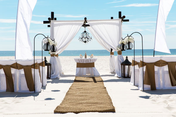 Orange Beach Gulf Shores Wedding Packages