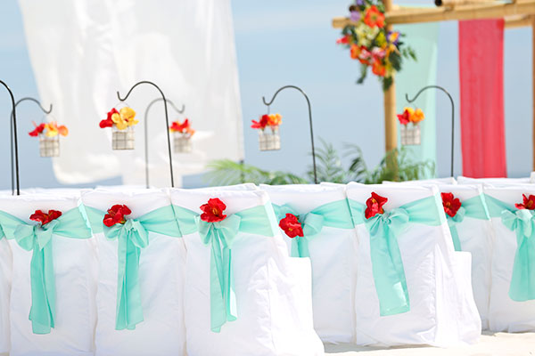 Perdido Key East Alabama Beach Wedding Location