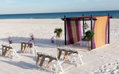 Rustic Sands Beach Wedding Package