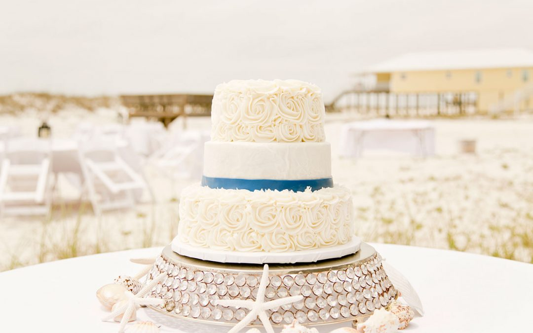 Beach Wedding Cake Ideas