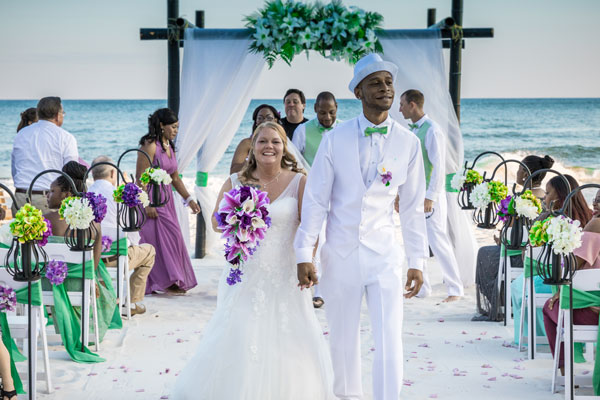 Alabama Beach Wedding and Reception Planner | Big Day Weddings