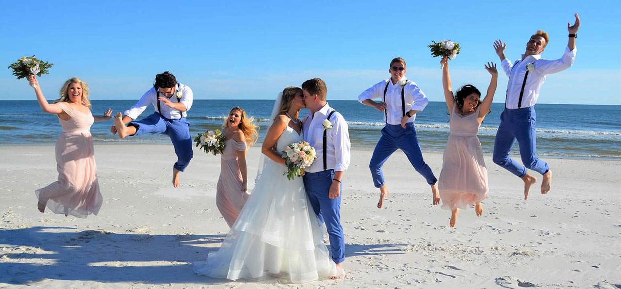 Alabama Beach Wedding Packages