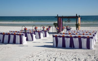 Sand Dollar Beach Wedding Package