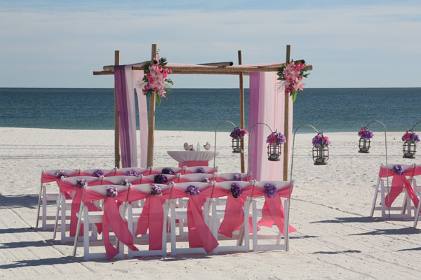 Big Day Weddings Reasons to Get Married at the Beach